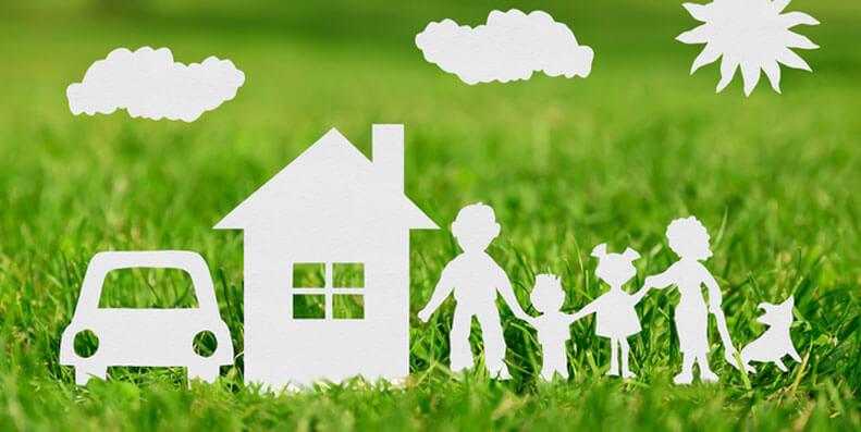 Hvis du eier en bolig så kan du bake gjeld inn i boliglånet ditt, også kjent som refinansiering med sikkerhet i bolig