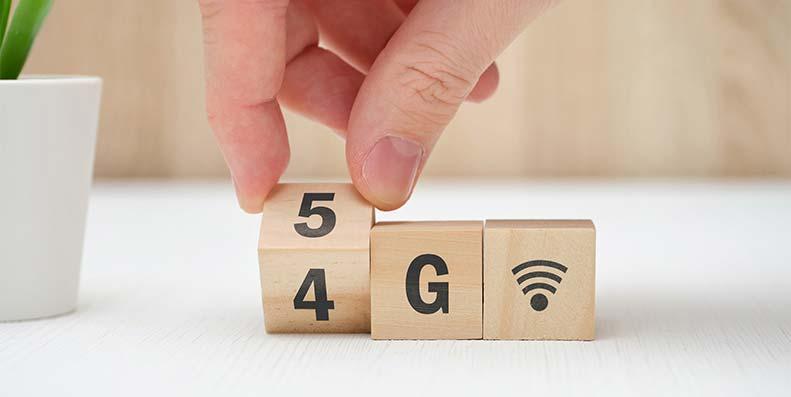 Trådløst bredbånd går på mobildatanettet så tilgjengeligheten er god!