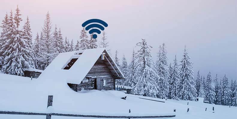 Bør man velge mobilt bredbånd eller trådløst bredbånd på hytta?