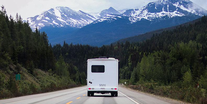 En bobil eller campingvogn gir full frihet!