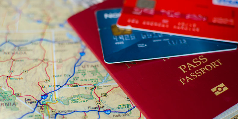 Det lønner seg å ha med et kredittkort på ferien