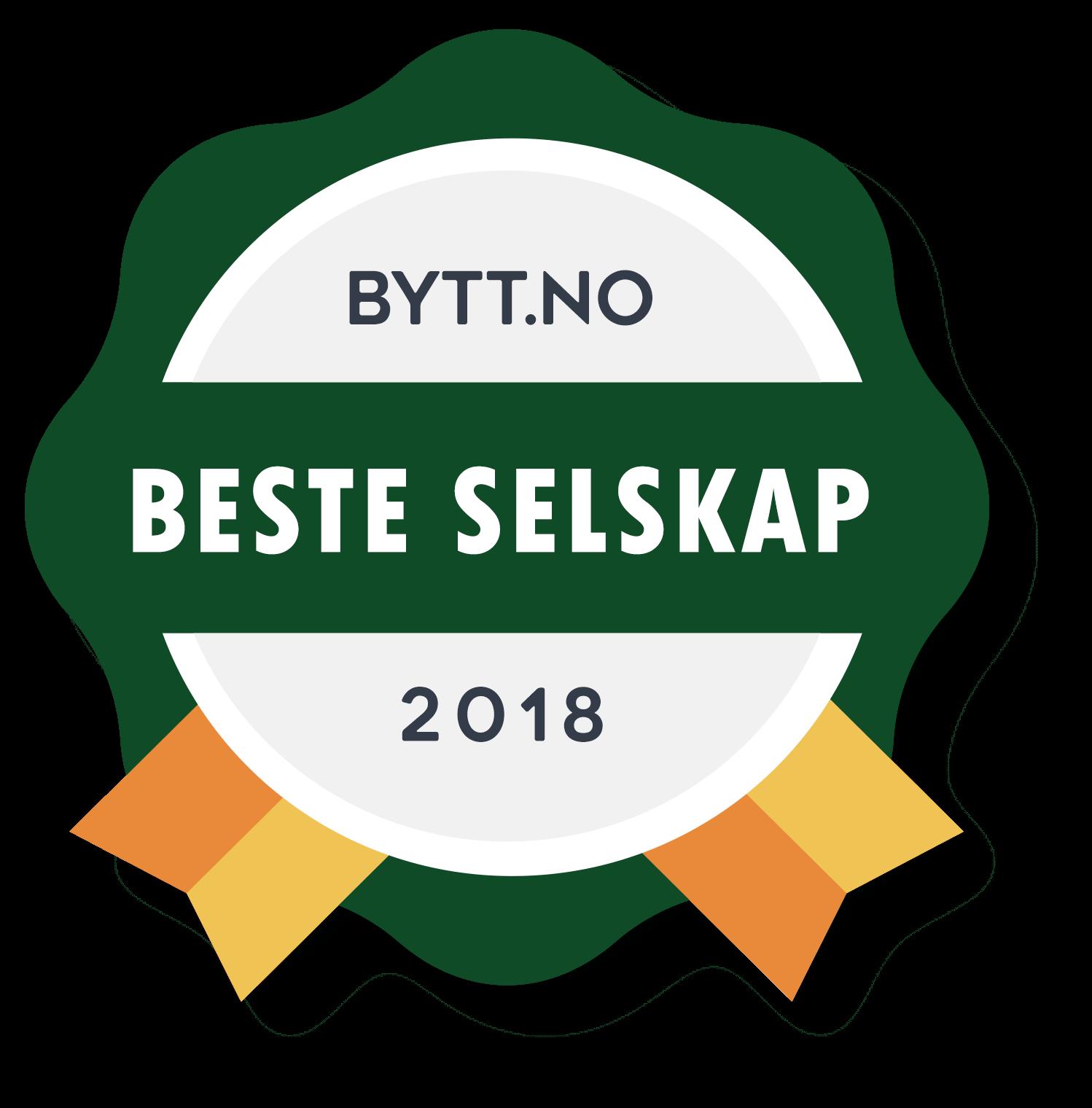 Norges beste selskap - klikk og les mer