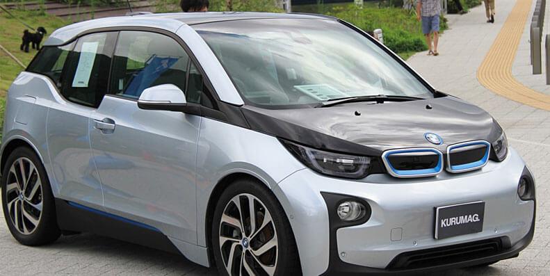 Store forskjeller på BMW i3 forsikring