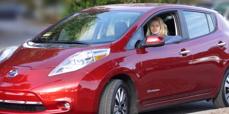 Slik får du den billigste Nissan Leaf bilforsikringen på 1-2-3