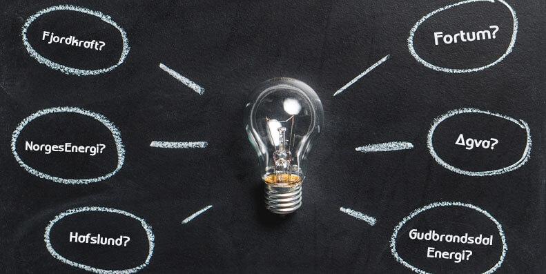 Dette er topp 5 billigste strømavtaler på markedet i dag søndag 19. januar 2020