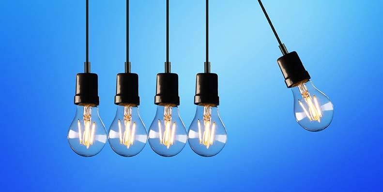 Det er mye penger å spare på bytte til billigere strøm. Dette gjør du enkelt på Bytt.no